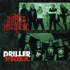 DRILLER KILLER Impaled Nazarene Vs. Driller Killer album cover