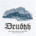 DRUDKH Few Lines in Archaic Ukrainian album cover