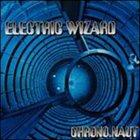 ELECTRIC WIZARD Chrono.naut album cover