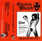 ELECTRIC WIZARD Live Maryland Deathfest 2012 album cover