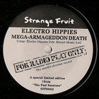 ELECTRO HIPPIES You Sexy Thing / Mega-Armageddon Death album cover