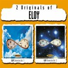 ELOY Chronicles I and II album cover