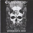 ELUVEITIE Live at Feuertanz 2013 album cover