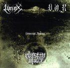 ELYSIAN BLAZE Universal Absence album cover