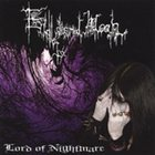 ENDLESS DISMAL MOAN Lord of Nightmare album cover