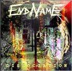 ENDNAME Dissociation album cover