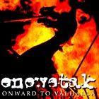 ENEWETAK Onward to Valhalla album cover