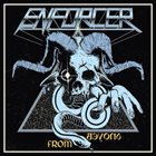 ENFORCER From Beyond Album Cover