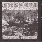 ENGRAVE (CA) The Infernal Bleeding album cover