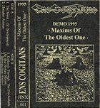 ENS COGITANS Maxims Of The Oldest One album cover