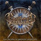 ENSIFERUM Two Decades of Greatest Sword Hits album cover