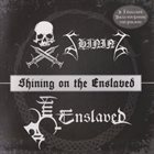 ENSLAVED Shining on the Enslaved album cover