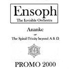 ENSOPH Ananke or The Spiral-Trinity beyond Alfa & Omega album cover