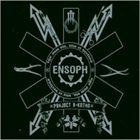 ENSOPH Projekt X-Katon album cover