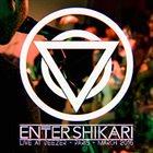 ENTER SHIKARI Enter Shikari Live At Deezer album cover