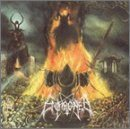 ENTHRONED Prophecies of Pagan Fire album cover