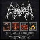 ENTHRONED The Blackened Collection album cover