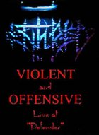 ENTIRETY Violent and Offensive album cover