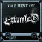 ENTOMBED The Best of Entombed album cover
