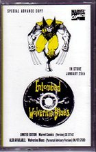 ENTOMBED Wolverine Blues (Special Advance Copy) album cover