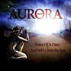 ENTRY OF A DIARY Aurora album cover