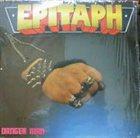 EPITAPH Danger Man album cover