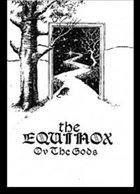 THE EQUINOX OV THE GODS This Sombre Dreamland album cover