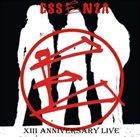 ESSENZA XIII Anniversary Live album cover