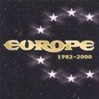 EUROPE 1982 - 2000 album cover