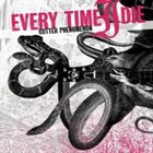 EVERY TIME I DIE Gutter Phenomenon album cover