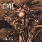 EVIL XII-XX album cover