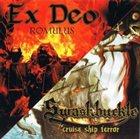 EX DEO Romulus / Cruise Ship Terror album cover