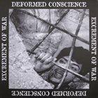EXCREMENT OF WAR Limbo Of Concrete album cover