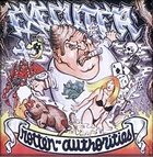 EXECUTER Rotten Authorities album cover
