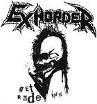 EXHORDER Get Rude album cover