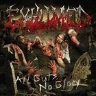 EXHUMED All Guts, No Glory album cover