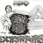 EXHUMED Excreting Innards album cover