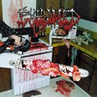 EXHUMED Gore Metal Album Cover