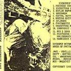 EXHUMED Goregasm album cover