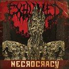 EXHUMED Necrocracy album cover