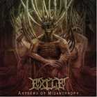 EXILE Anthems of Misanthropy album cover