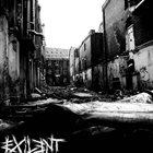 EXILENT D-Beat Overkill Hangover album cover