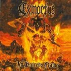 EXMORTUS In Hatred's Flame album cover