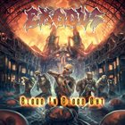 EXODUS Blood In, Blood Out album cover