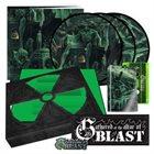 EXODUS Gathered At The Altar Of Blast album cover