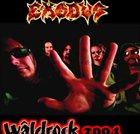 EXODUS Live at Waldrock Festival album cover