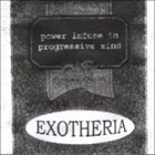 EXOTHERIA Power Infuse in Progressive Mind album cover