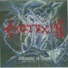 EXOTOXIN Silhouettes of Death album cover