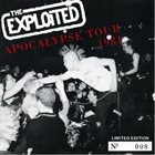 THE EXPLOITED Apocalypse Tour 1981 album cover