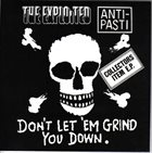THE EXPLOITED Don't Let 'Em Grind You Down album cover